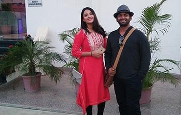 Jyotii Sethi & Sharib Hashmi - Bollywood Fame