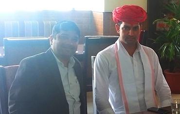 Kailash Chand - Politician