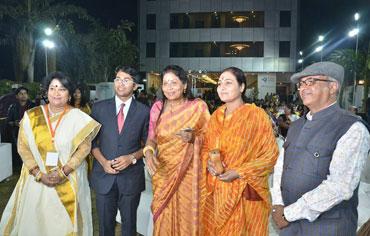 Suman Sharma - President - Rajasthan Mahila Aayog