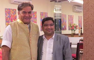 Surendra Pal - Actor