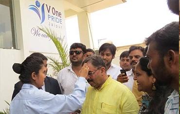 Arun Chaturvedi - Politician