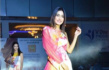 Piya Gour Miss Rajasthan 2016