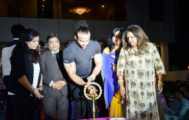Rohit Rupani – Mr. India 2017 IFBB Men's Physique